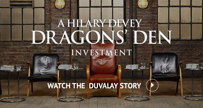 Dragons' Den Duvalay a Hilary Devey Investment