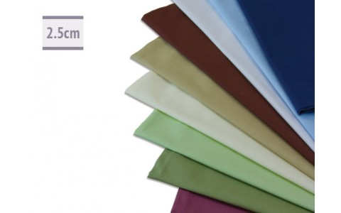 2.5cm Percale Zipped Sheets